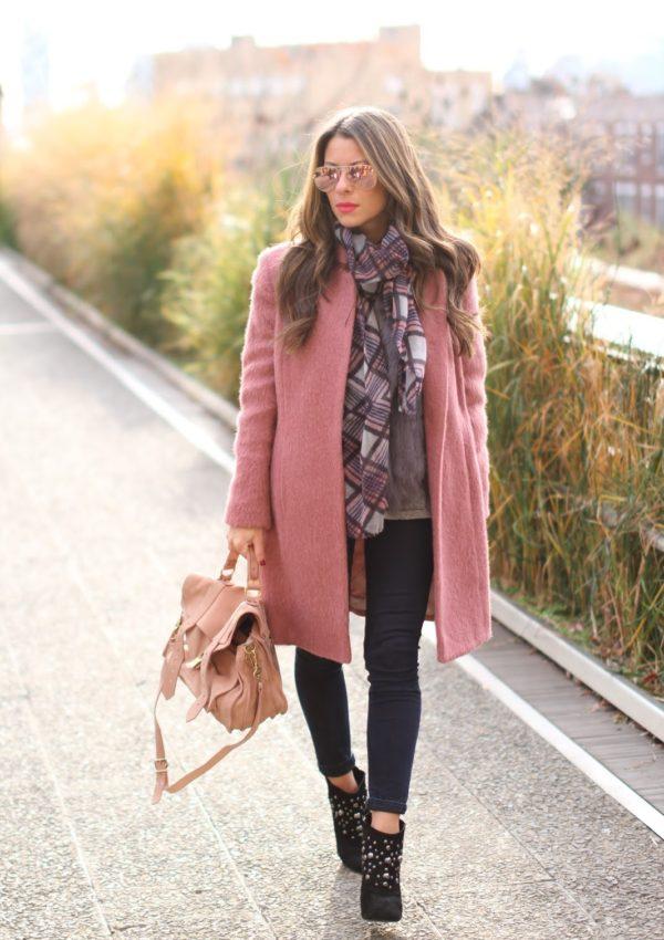 Pink + Plaid