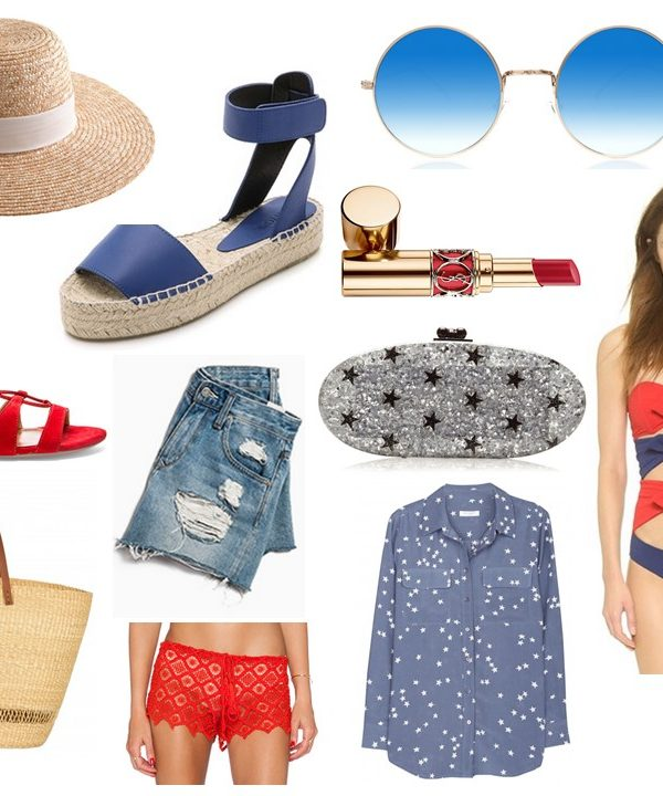 July 4th Packing List