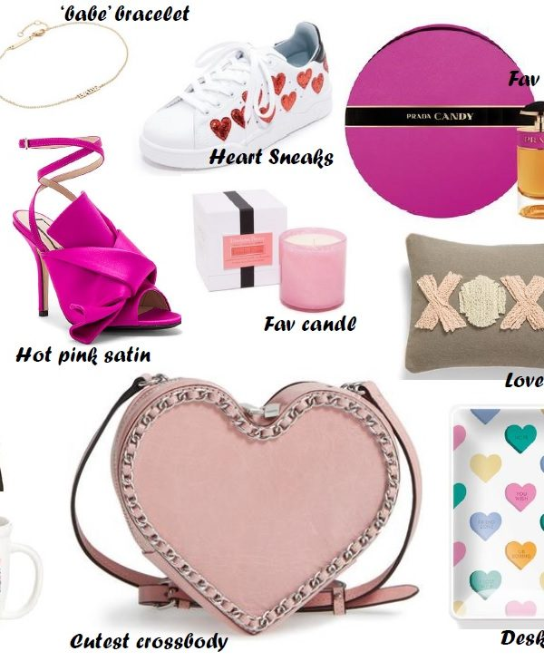 Pink & Red Gift Guide