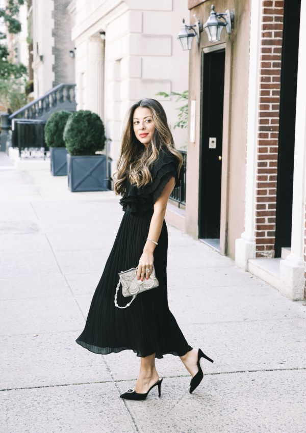 When in Doubt…. Always go with a LBD